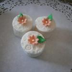 svatební dortíčky