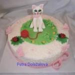 dort s kočičkou