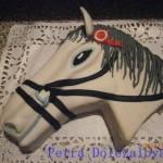 kůň-bílý