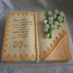 Zlatá svatba- meruňková