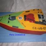 závodní loď