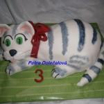 Kočka bílá