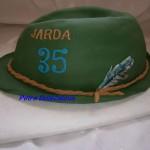Myslivecký klobouk 2