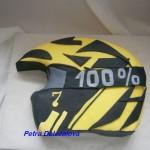 Moto-krosová helma