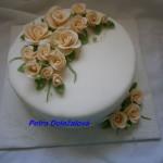Svatební s růžičkami 2
